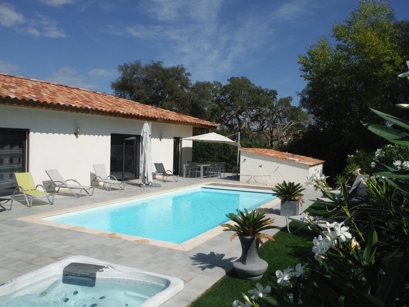Villa De Standing Avec Piscine Jacuzzi Chauff S Porto