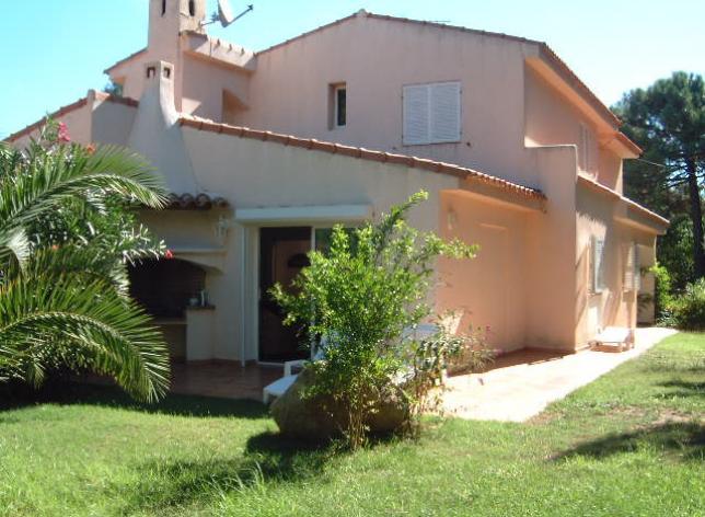 Maison a louer en corse du sud location vacances villa for Ajaccio location maison
