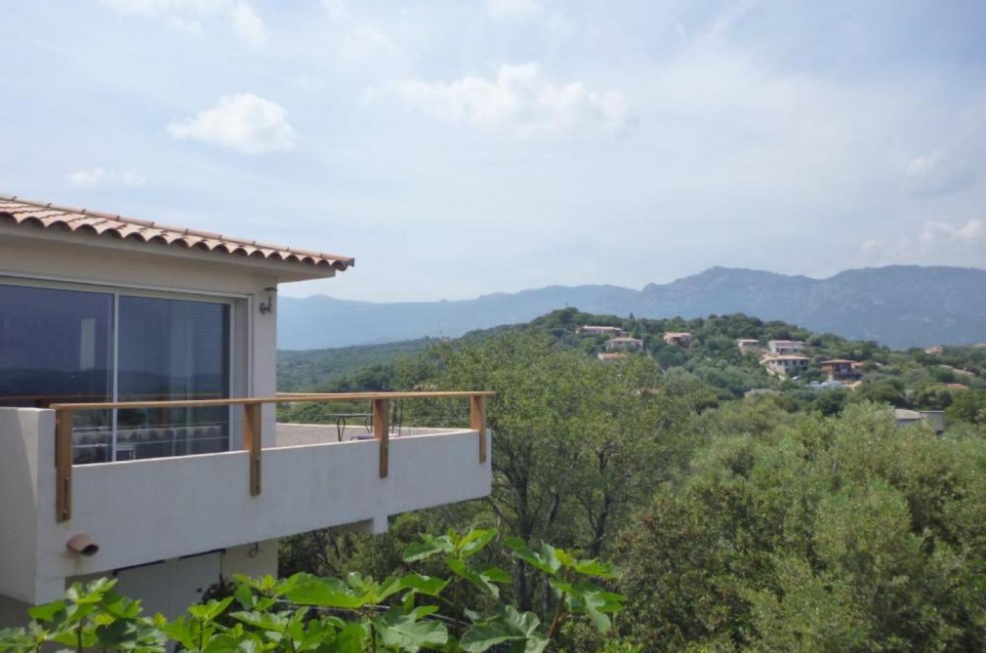 Villa avec piscine priv e proches plages porto vecchio - Hotel porto portugal avec piscine ...