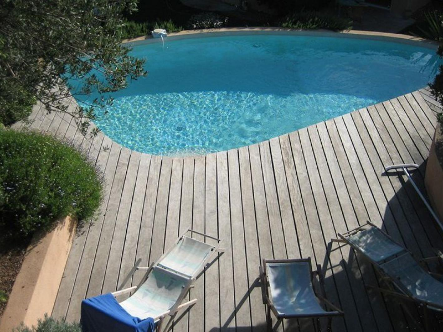 Arasu villa avec piscine proche plage cabanon bleu porto vecchio - Piscine plage prix poitiers ...