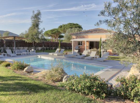 Villa De Luxe A Vendre A Lumio