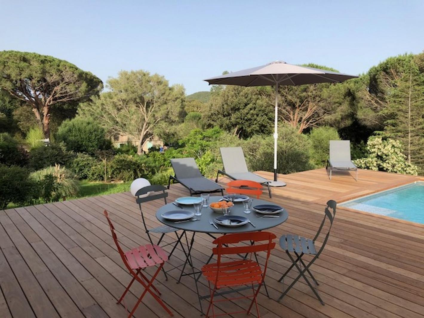 Villa au calme piscine priv e hameau de nota porto vecchio - Location maison piscine porto vecchio ...