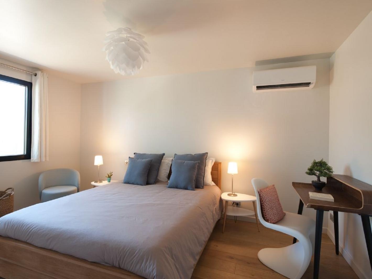 Belle villa avec piscine chauff e 400 m plage de villata - Location maison piscine porto vecchio ...